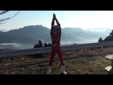 【コスプレ オタ父】手裏剣戦隊ニンニンジャーなんじゃモンじゃ忍者祭り踊ってみた