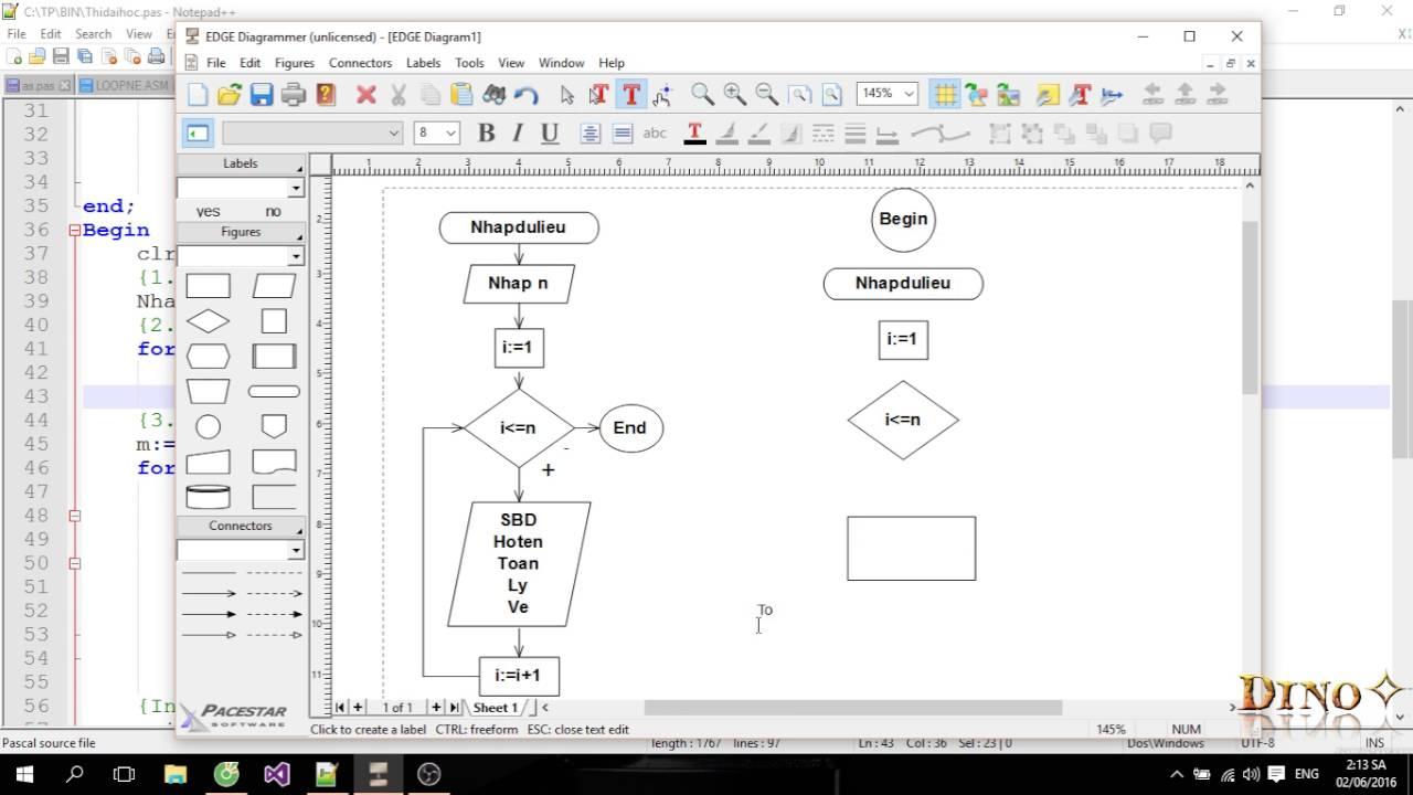 Lập trình Pascal – Giải đề 3 P2