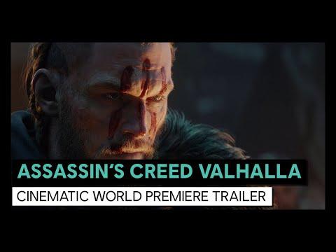Assassins Creed Valhalla kommer vara större än Odyssey Du kommer få besöka hela England samt delar av Norge