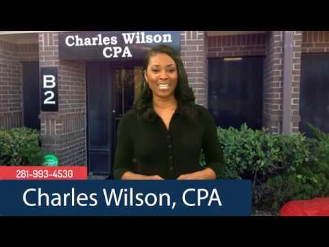 Charles Wilson, CPA Friendswood, Houston Great Five Star FACEBOOK  by Camille Heffernan