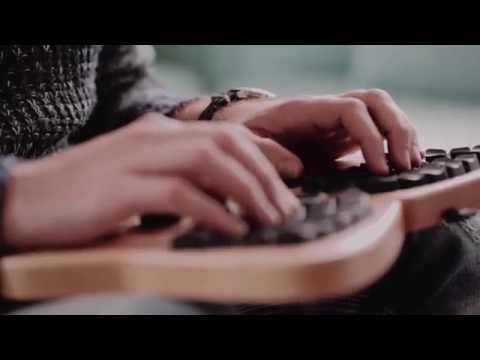 Kickstarting Keyboard.io, the scratch-built keyboard