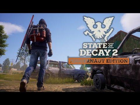 State Of Decay 2: Juggernaut Edition!Стрим!Кошмарная зона! Обновленная карта округ Дракер. #1