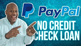 How to get $10K  $500K No Credit Check Paypal Business Loan MASSIVE FUNDING