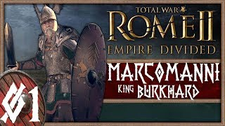 Video THE IMPERIAL CRISIS! MIDNIGHT AMBUSH! | ROME II - Empire Divided (Marcomanni) #1 download MP3, 3GP, MP4, WEBM, AVI, FLV November 2017