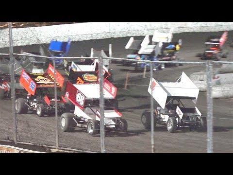 360 Sprints MAIN 10-7-17 Petaluma Speedway