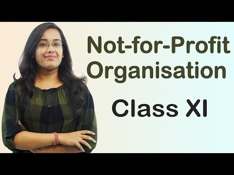 Income & Expenditure Account - Non Profit Organisations - (T.S Grewal Accounts Class 11th)