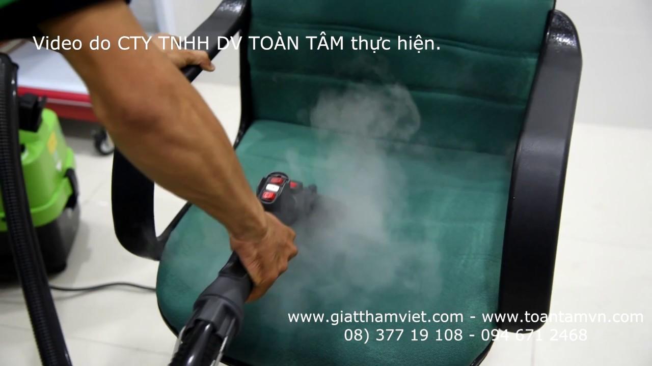 Giặt sofa hơi nước nóng loại bỏ khuẩn nấm