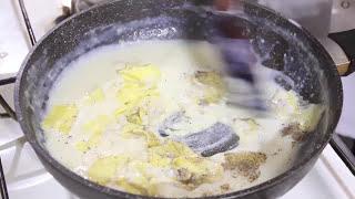 як зробити сирний соус
