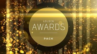 Golden Awards Event Pack – 4K After Effects Template