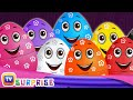 Surprise Eggs Wildlife Toys  Learn Wild Animals & Animal Sounds  ChuChu TV Surprise For Kids