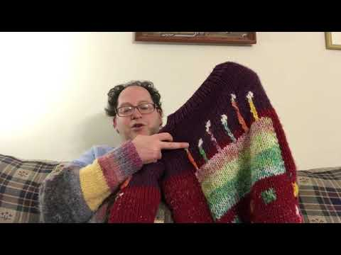Knitting with Sam Barsky, Season 1, Episode 8