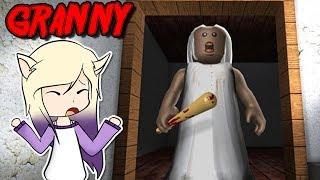 THE EVIL GREATER CHASES US GRANNY IN ROBLOX
