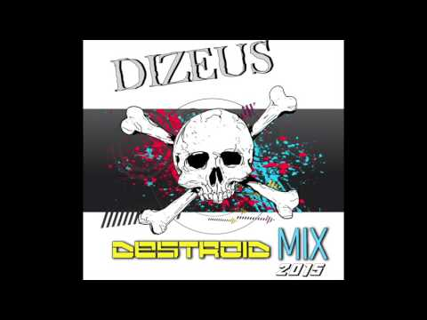 Best Dubstep Mix 2015_Brutal Dubstep by DIZEUS