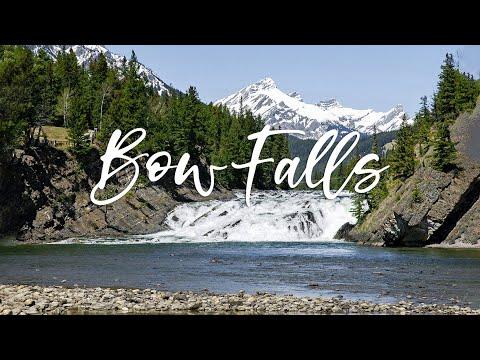 Bow Falls | Banff National Park, Canada
