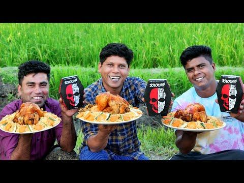 LOSER WILL EAT JOLO CHIPS | Kuzhi Mandhi eating Challenge