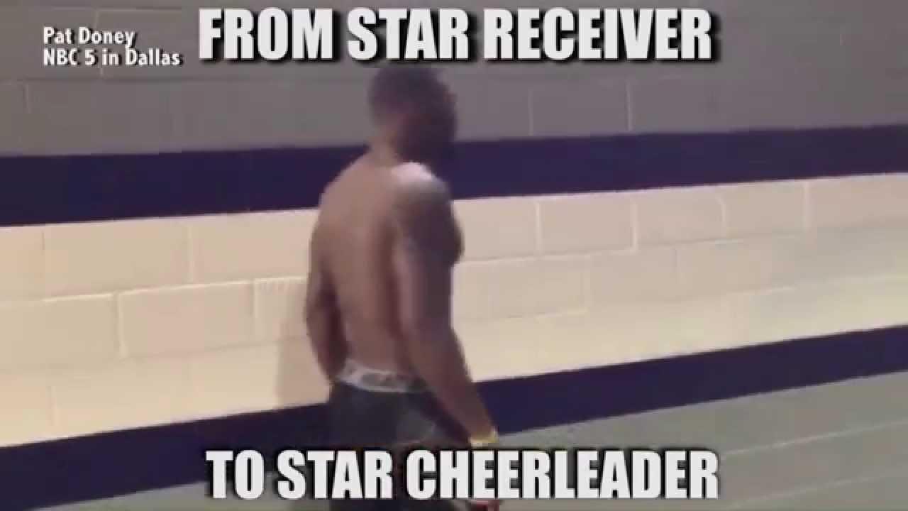 Dallas Cowboys Dez Bryant Meme Star Receiver To Star Cheerleader Week 1 Nfl