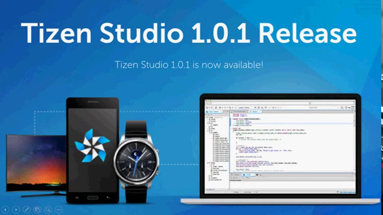 How to install Tizen Studio with installer on Ubuntu Linux Mint