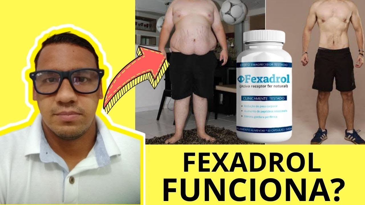bula do fexadrol