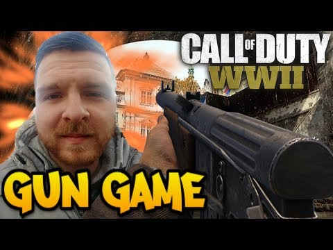 "Arron Cooper Plays ""Gun Game"" (Call of Duty: World War 2) #9"