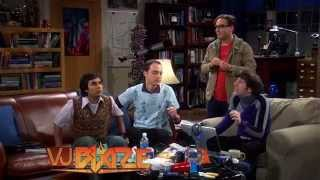 """Bounce Bitches"" - J Rythm vs VJ Blaze Big Bang Theory Remix"