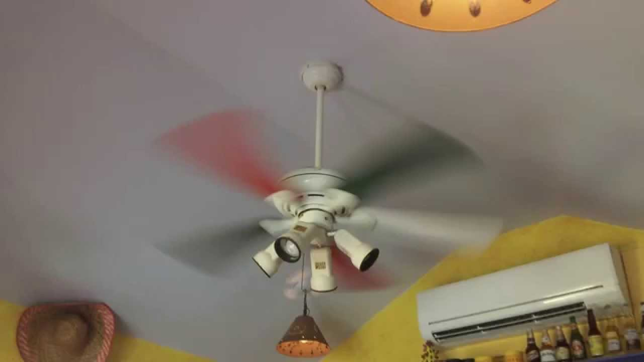 Hampton Bay redington Ceiling Fan manual on