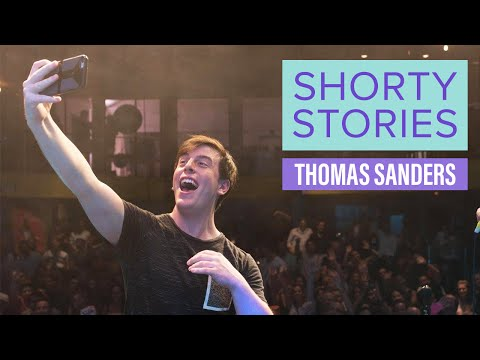 Shorty Stories with Thomas Sanders || SHORTY AWARDS