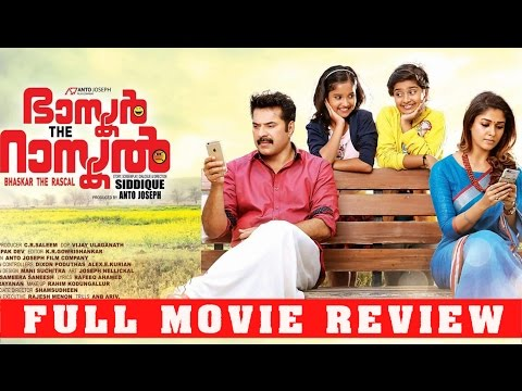 Malayalam full movie review | Bhaskar the...