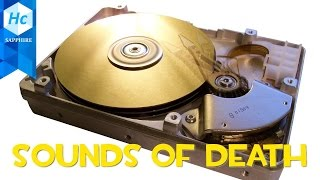 Hard Disk Failure Sounds DX
