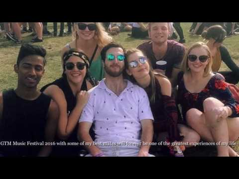 University of Canberra, Australia Experience/Life Slideshow 2016