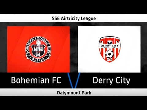 HIGHLIGHTS: Bohemians 1-4 Derry City