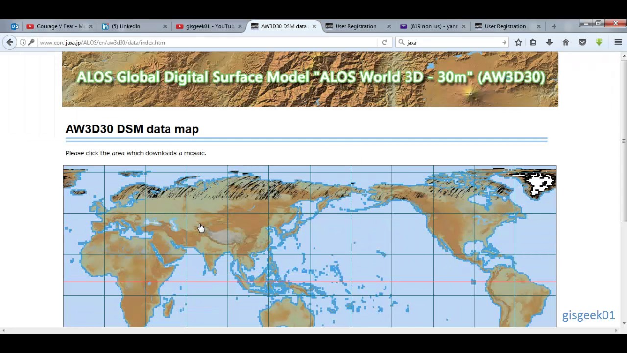 Download A Free High Resolution Digital Elevation Model DEM - Digital elevation model download