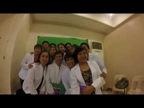 UL college of Medical Laboratory Science & Pharmacy 4th White Coat Ceremony