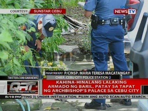 Panayam kay P/CInsp. Maria Teresa Macatangay, chief, Cebu City Police Station 2