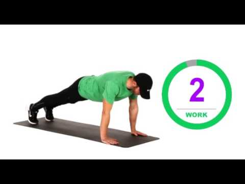 10min Of This Burns Belly Fat Fast 100% Bodyweight FULL WORKOUT