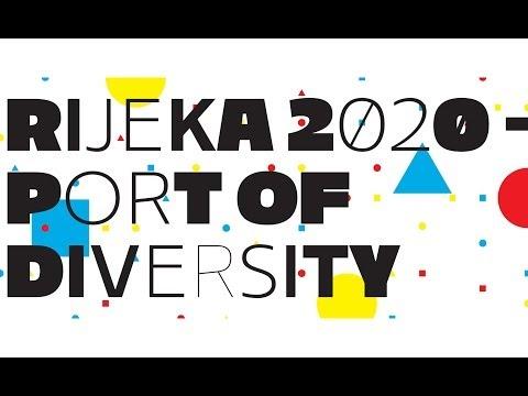 Rijeka 2020 | European Capital of Culture 2020 - Title announcement