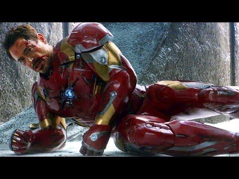 Iron Man Vs Captain America - Final Battle Scene - Captain America: Civil War (2016) Movie CLIP HD