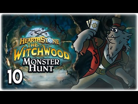 Vex Crow Time-Tinker | Part 10 | Let's Play: Hearthstone: Monster Hunt | Witchwood Gameplay HD