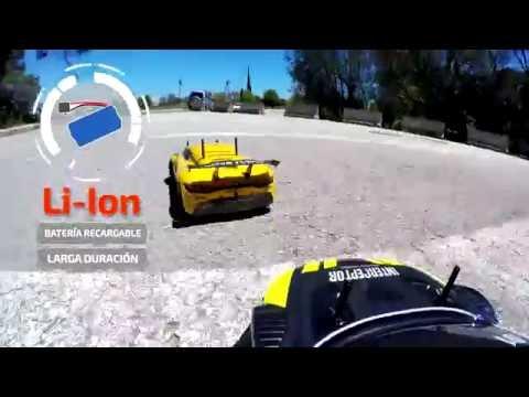 NINCO PARKRACERS- RENAULT RS & SEAT LEON