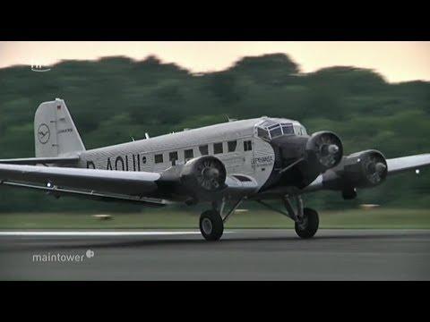 Neue Flugprüfung für Tante JU