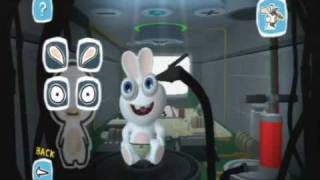 Rabbids Go Home - Inside the Remote