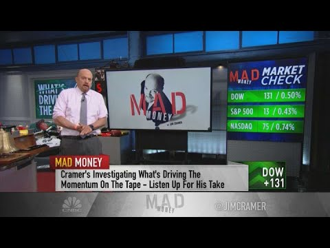 Jim Cramer recommends investors with big gains trim holdings and protect profits - CNBC Television thumbnail