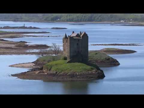 Clan MacDougall Castle Loch Laich Scotland