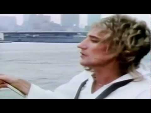 Rod Stewart - Sailing ( Original Music Video ) Full HD