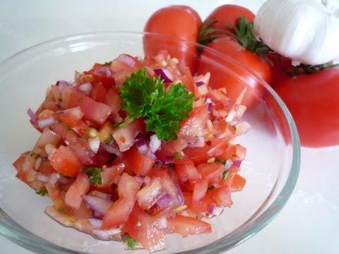 Mexikanische Tomaten-Salsa (Tomato Salsa)