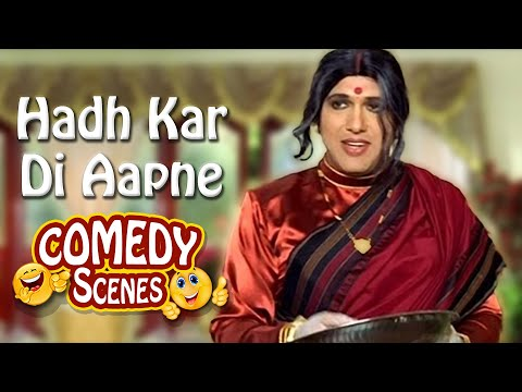 hadh-kar-di-aapne---best-of-bollywood-comedy-scenes---govinda---paresh-rawal---johnny-lever
