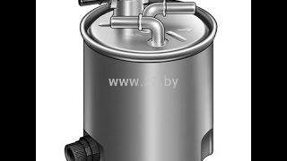 1.5dci  где находится топливный фильтр, Рено Сценик2 Pan Zmitser