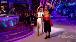 Repeat youtube video Natalie Gumede & Artem Chigvintsev  -  Cha Cha (week1)  Strictly Come Dancing 2013