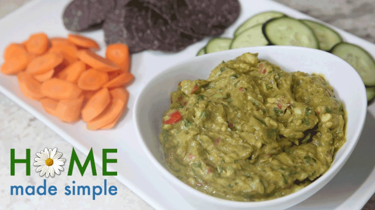 Spicy korean twist on guacamole with laila ali home made simple spicy korean twist on guacamole with laila ali home made simple oprah winfrey network forumfinder Images