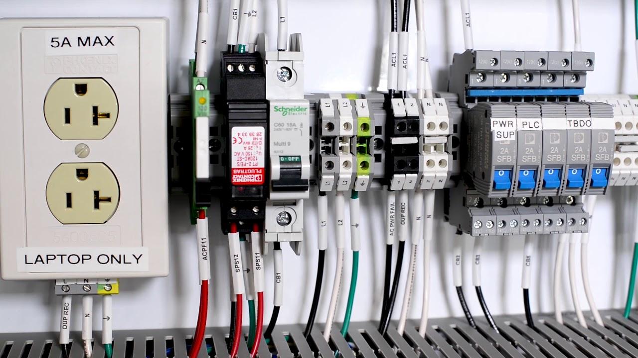 Ac Wiring Terminal