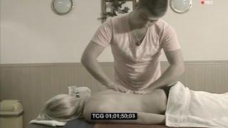 Может ли быть массажист верен своей супруге, глядя на прелести других девушек. Соблазны